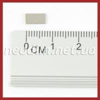 Магниты - прямоугольники 8x4x1 мм, фото 1