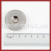 Магнит в метал. корпусе под потай A36, фото 6