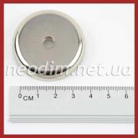 Магнит в метал. корпусе под потай A42, фото 4