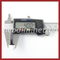 Ферритовый магнит D 25-4 мм, фото 3