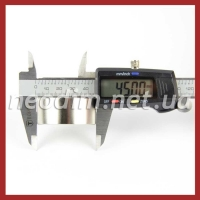 Магнит диск D 45-20 мм, фото 2