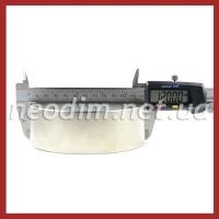 Магнит диск D 120-40 мм и штангенциркуль