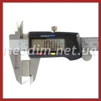 неодимовый магнит прямоугольник 20x10x5 мм, фото 3