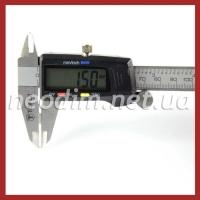 неодимовый магнит прямоугольник 7x6x1.5 мм, фото 4
