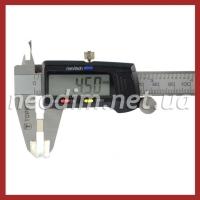 неодимовый магнит прямоугольник 8,5x3,4x4,5 мм, фото 4