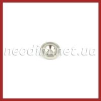 Магнит в метал. корпусе под потай A20, фото 1
