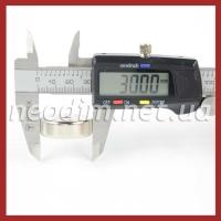 Магниты кольца ᴓ D30-6x10mm, фото 2