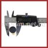 Магнит самоклейка Ø D20 mm х H1 mm (3м) фото 3