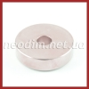 Магниты кольца ᴓ D60 - 15 x H15, фото 1
