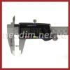 Магнит диск D 8x2 мм, фото 1