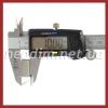 неодимовый магнит прямоугольник 25x10x6 мм, фото 3