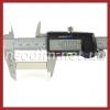 неодимовый магнит прямоугольник 40x10x4 мм, фото 2