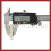 неодимовый магнит прямоугольник 40x10x4 мм, фото 3
