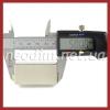 неодимовый магнит прямоугольник 50x25x12 мм, фото 2
